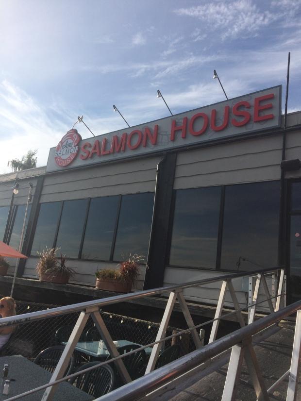 Ivar's Salmon House
